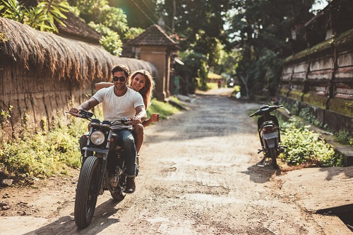 circuler en moto
